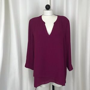 New York & Company Large Pullover Top